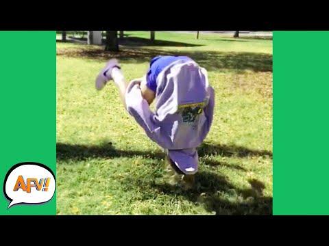De-FAILING Gravity! 😅😂 | Funny Videos | AFV 2020