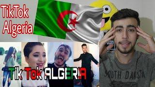 رده فعل شاب سوري على تيك توك جزائري أفضل 35 مقطع تيك توك انتشارا في الجزائر TikTok Algeria