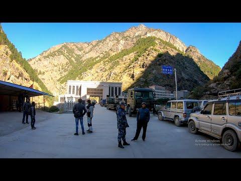 Ride To Kerung Border   Rasuwagadhi   Nepal-China Border   Syabru besi   Nuwakot Durbar   KTM