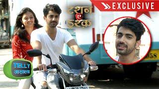 Zain Imam aka Yuvraj Takes Telly Masala On A Ride | Tashan-e-Ishq | Exclusive