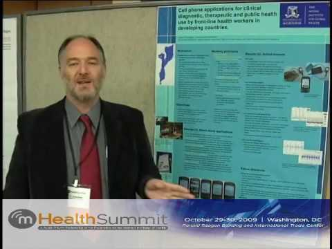 Cell Phone Applications for Clinical Diagnostic Therapeutic and Public Health Use