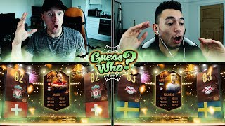 CRAZY SCREAM PLAYERS! FIFA 19 GUESS WHO! FIFA 19 Pack Opening