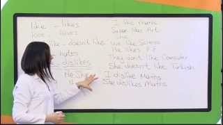 İlköğretim 5. Sınıf İngilizce Eğitim Seti School Subjects