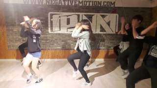 Wait(remix) - Ying Yang Twins - Negative Motion choreo class