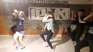 Wait(remix) - Ying Yang Twins - Negative Motion choreo class