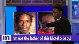 I'm not the father of this Motel 6 baby! | The Maury Show