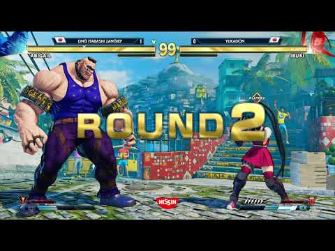 SFV: Evo Japan 2018 Top 32 Part 5