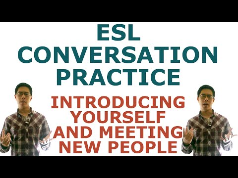 dialogues in english introduction about yourself