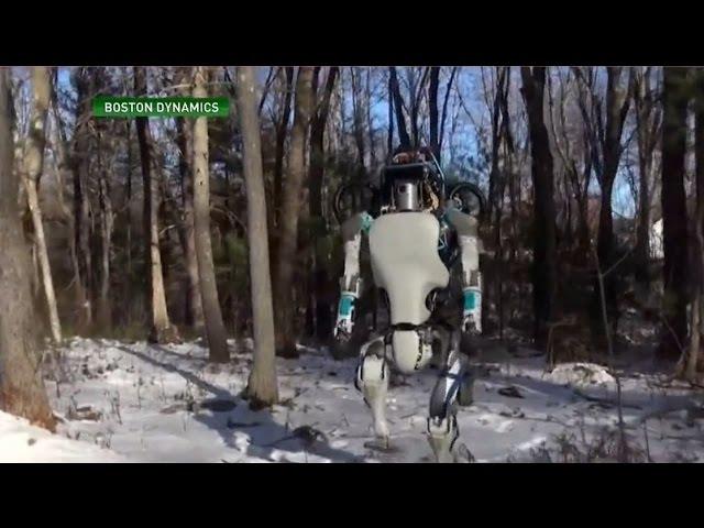 Humanoid robot: Technological advance or harbinger of robot takeover?
