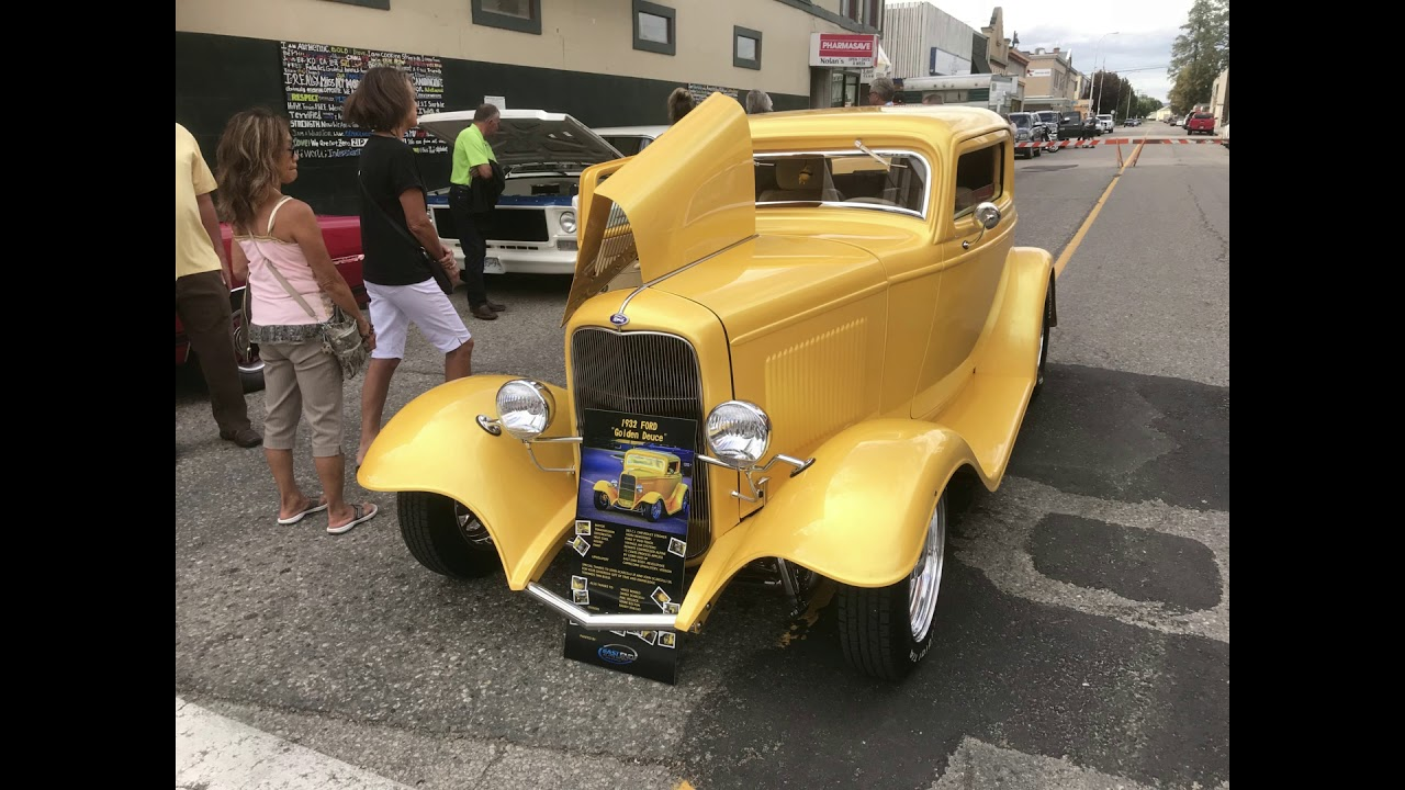 2018 Sun Valley Cruise-In Car Show
