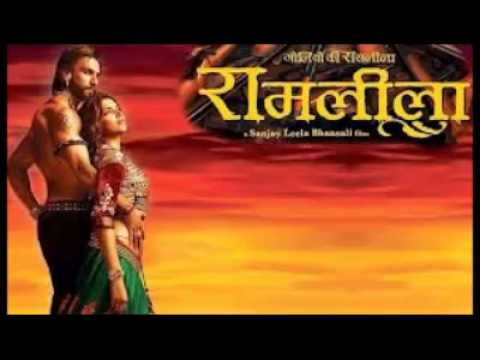Laal Ishq, Mera Naam Ishq  film ramleela 2013 Travel Video