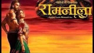 Laal Ishq, Mera Naam Ishq  film ramleela 2013