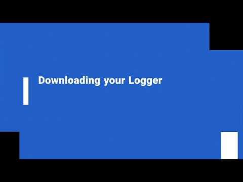 Downloading Your Logger With LogTag Analyzer