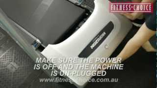 How to maintain and service your treadmill - Fitness Choice