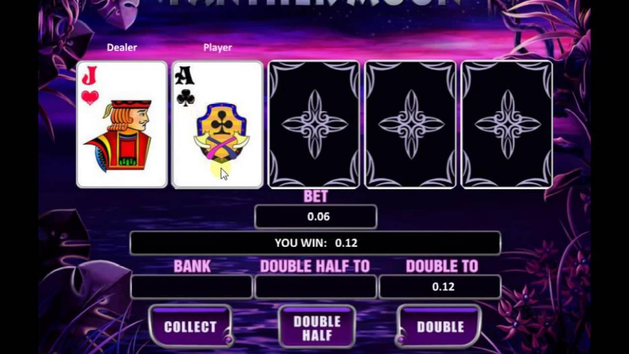 Бесплатный игровой автомат panther moon Армавир