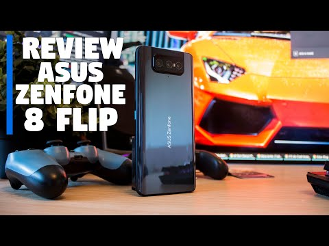 The ASUS Zenfone 8 FLIP Review by Tanel