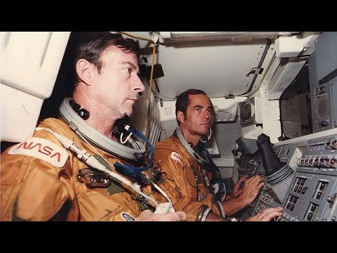 John Young, US astronaut and space shuttle commander, dies