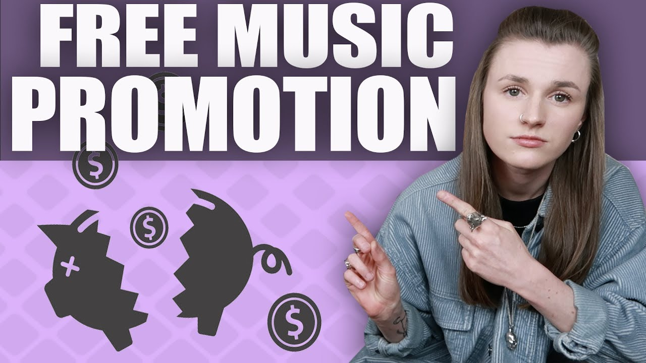 Free Music Promotion Tips | NEVER Pay For Music Promo Again - YouTube