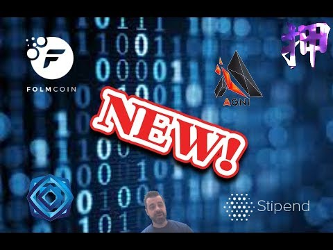 💥NEW COINS 💥 STIPEND FOLM AGNI Review And BITSPACE Update