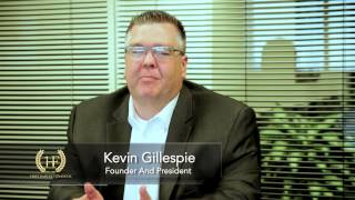 KEVIN GILLESPIE DISCUSSES THE FIRST HARVEST FINANCIAL PLATFORM