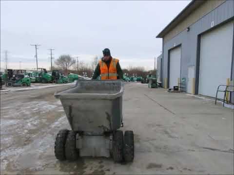 For Sale 2013 Allen AR16 Concrete Mud Buggy 16 Cubic Ft Ride On bidadoo com