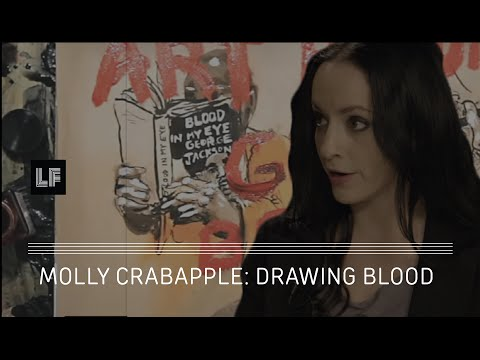 Molly Crabapple: Drawing Blood