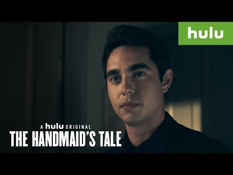 Max Minghella on Playing Nick • The Handmaid's Tale on Hulu