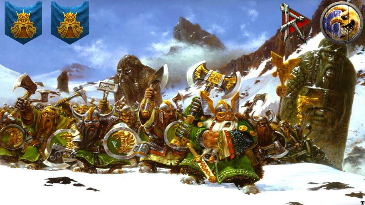 The Epic Warhammer Siege Of Karak Eight Peaks Dwarfs Vs