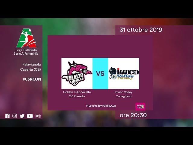 Caserta - Conegliano | Speciale | 4^ Giornata | Lega Volley Femminile 2019/20