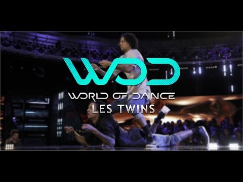 Monique Bingham & Black Coffee - Deep In The Bottom (of Africa) (Les Twins World of Dance edit)
