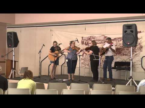 Wyoming State Fiddle Championship 2014