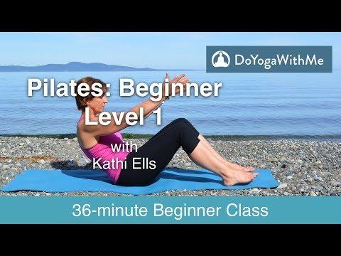 Pilates: Beginner Level 1