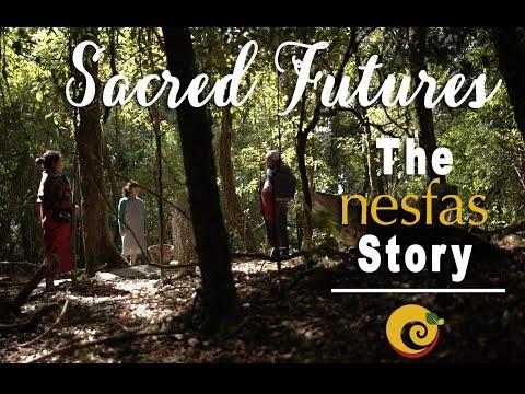 SACRED FUTURES - The NESFAS Story