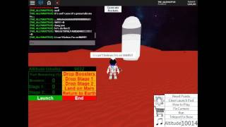 GOING TO MARS!! | Space Race #2 | Roblox TAR