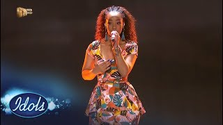 Top 6 Reveal: Nosipho - 'Destiny' – Idols SA | Mzansi Magic