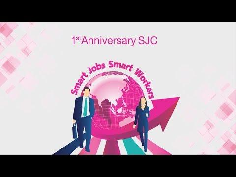 1st anniversary smart job center youtube