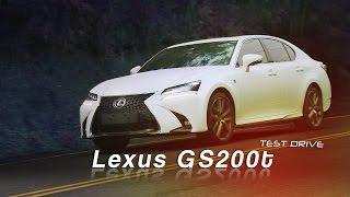 Lexus GS 200t 試駕:四缸渦輪的動感