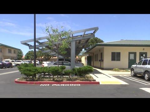 COVID-19: Santa Maria High School emergency shelter to shut down