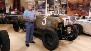 1917 Fiat Botafogo Special - Jay Leno