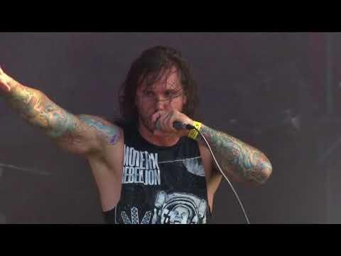 As I Lay Dying Live @ Wacken Open Air '11 HD