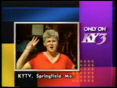 KY3 promotions leading into Matlock (1988)