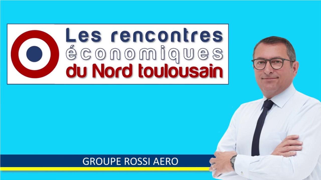 Rencontres économiques du député - Groupe Rossi Aéro