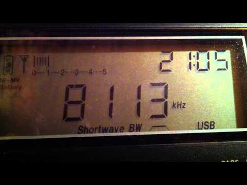 8113 KHz Wiluna VMW Australia