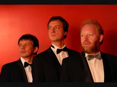 Basso Profundo Trio Song of the Volga Boatmen