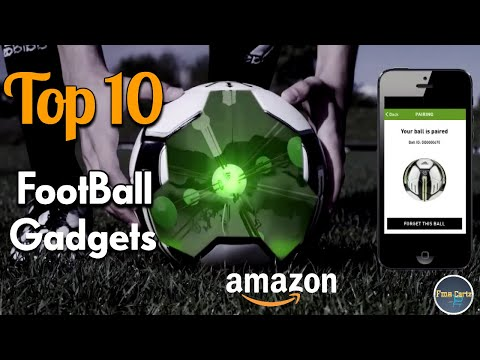 Football Training Equipment | 10 Best Football Sensors And Gadgets 2019 (A Player Must Need)