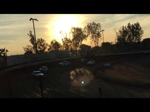 Bakersfield Speedway 3/18/17 Hobby Heat 1