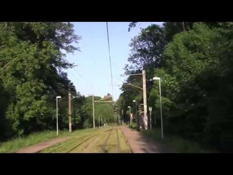 Thüringerwaldbahn Driver's Eye View: Tabarz to Gotha Hauptbahnhof, Thuringia, Germany: 4th June 2015