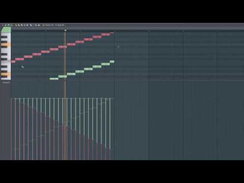 How to create Shepard Tone Illusion on piano in FL Studio ...  How to create S...