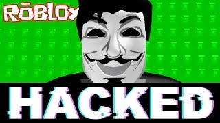 getting hacked in roblox