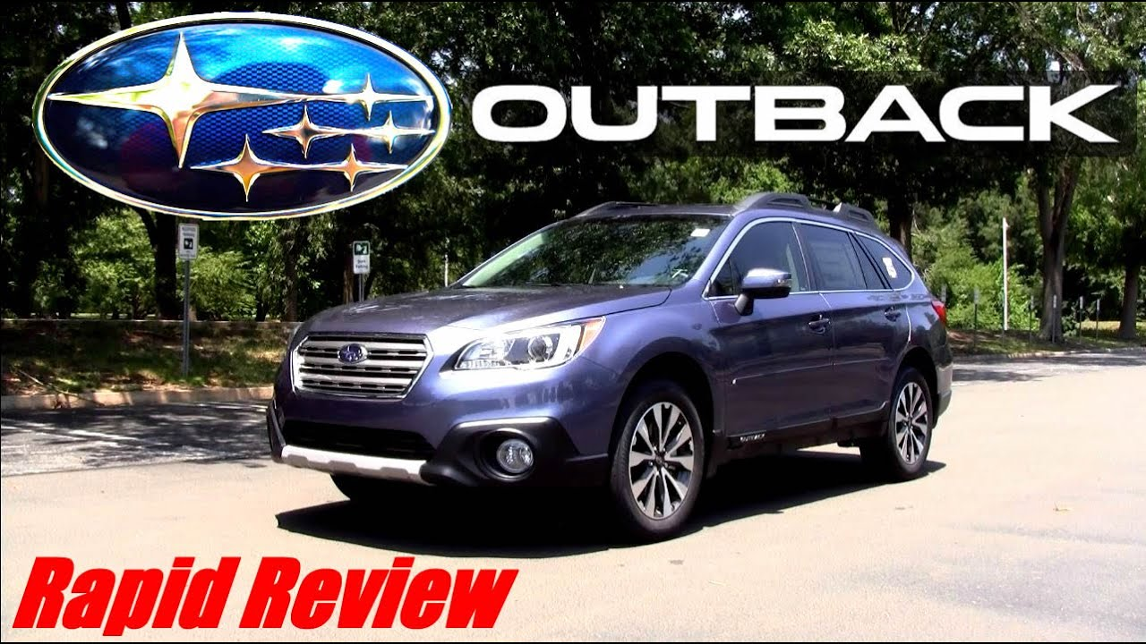 2016 subaru outback limited youtube. Black Bedroom Furniture Sets. Home Design Ideas
